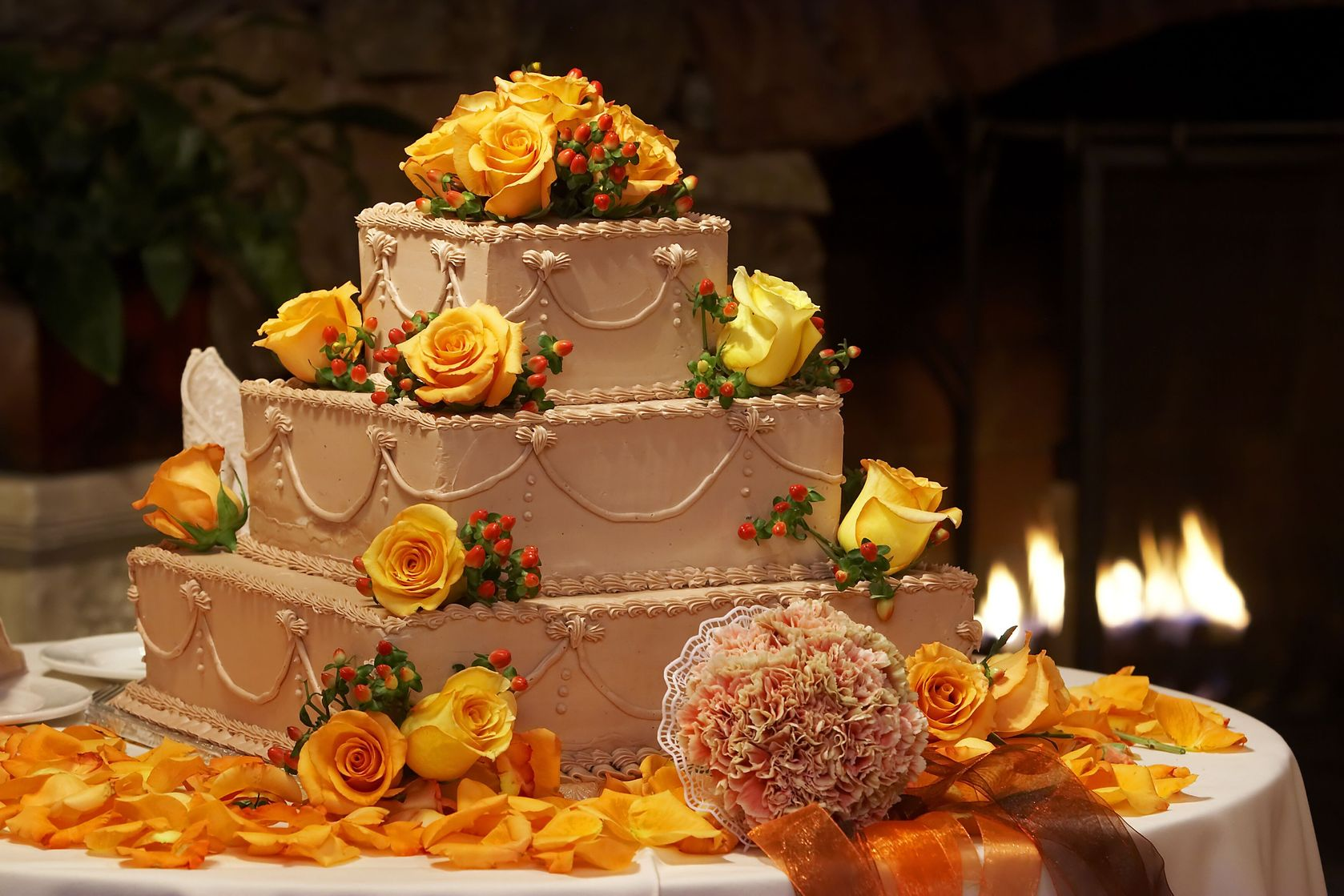 Chocolate Wedding