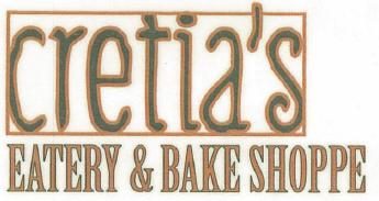 Cretia's Eatery & Bake Shoppe